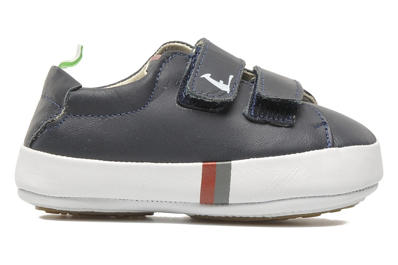 Sneakers Tip Toey Joey New Flashy Blå bild från baksidan