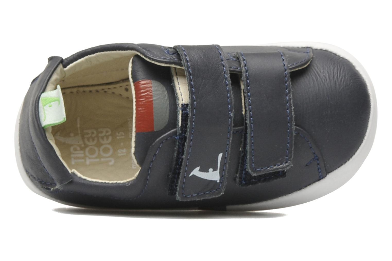 Sneakers Tip Toey Joey New Flashy Blå bild från vänster sidan