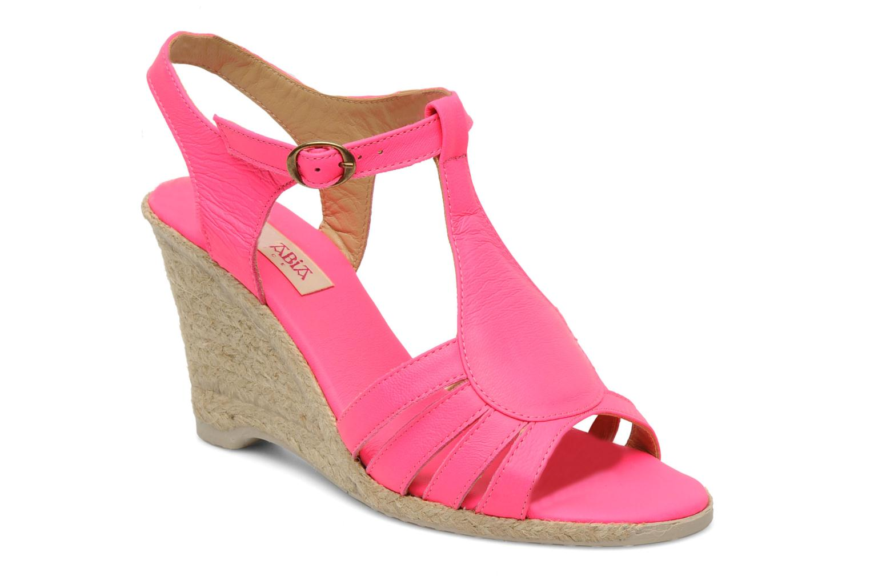 Sandales et nu-pieds Pare Gabia Assana Rose vue détail/paire