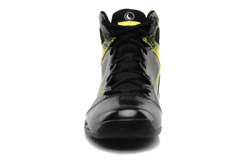 Sportschuhe Nike Air max full court 2 nt schwarz schuhe getragen