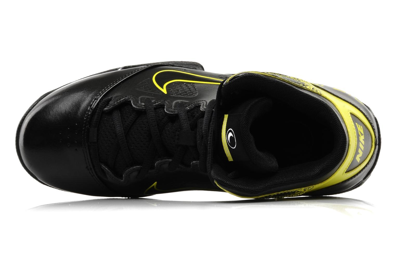 Chaussures de sport Nike Air max full court 2 nt Noir vue gauche