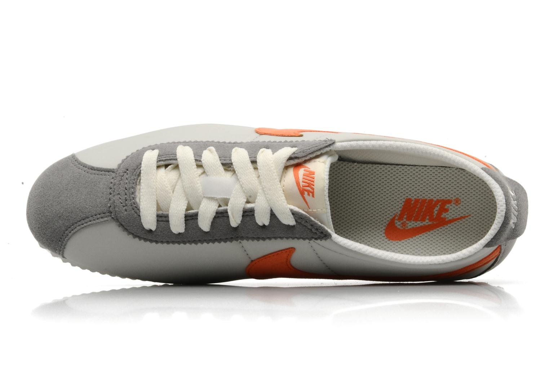 Deportivas Nike Wmns lady cortez nylon Gris vista lateral izquierda