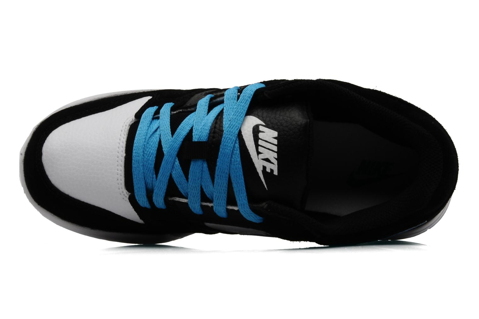 Sport shoes Nike Nike twilight jr Black view from the left