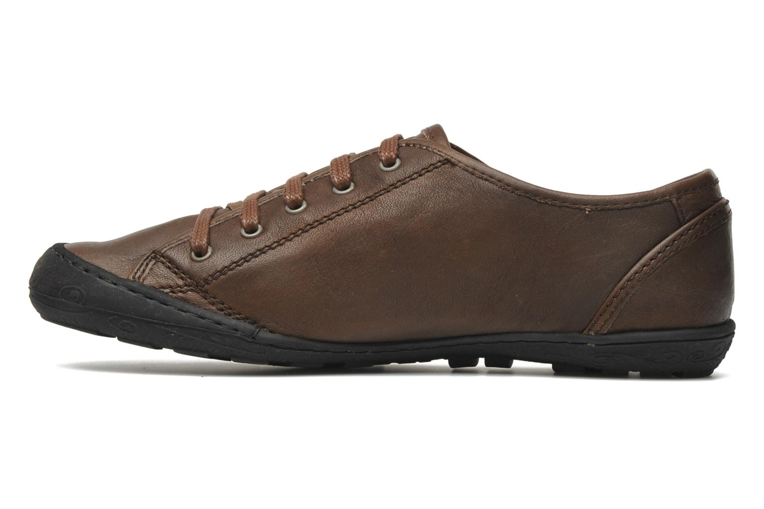 Sneakers P-L-D-M By Palladium Game cash Marrone immagine frontale