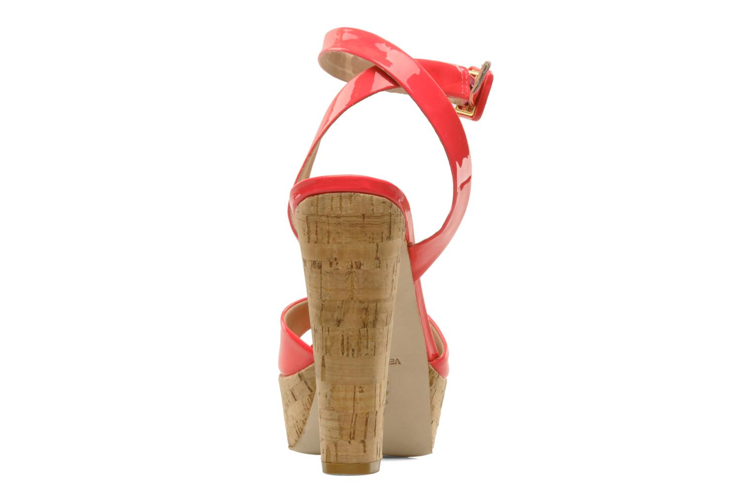 Sandals Pour La Victoire Nasha Pink view from the right
