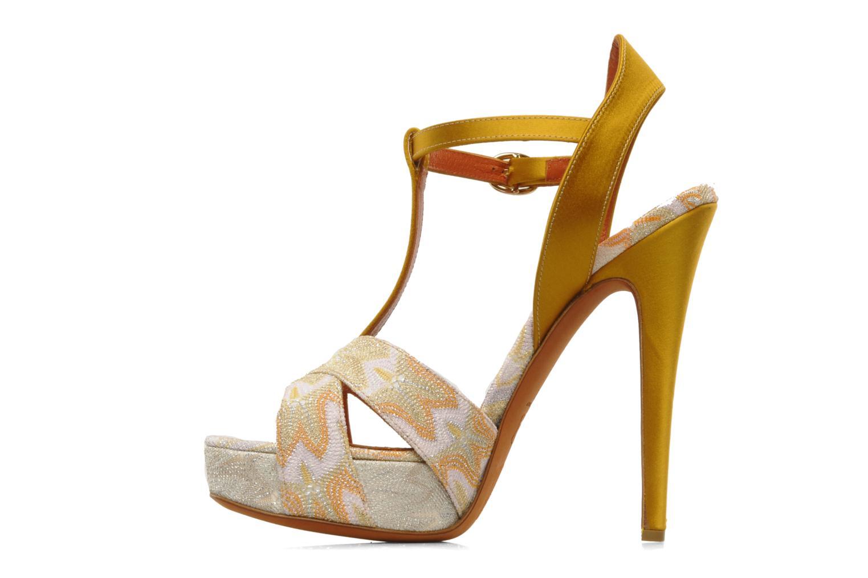 Sandalen Missoni Mabelle mehrfarbig ansicht von vorne
