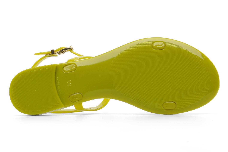 Sandales et nu-pieds Missoni Melise Vert vue haut