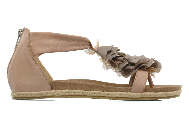 Sandales et nu-pieds SPM Naily Rose vue derrière