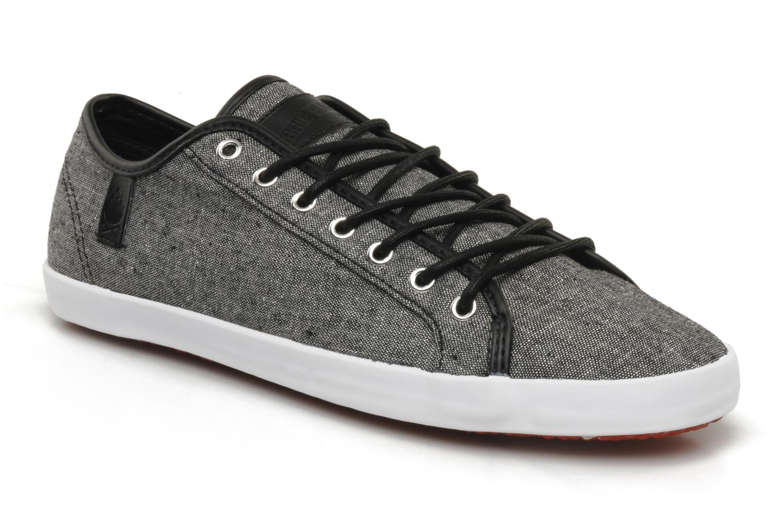 Sneakers Bobbie Burns Basic low textile M Grigio vedi dettaglio/paio