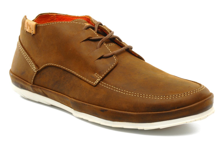 Purton 2 Tan Leather