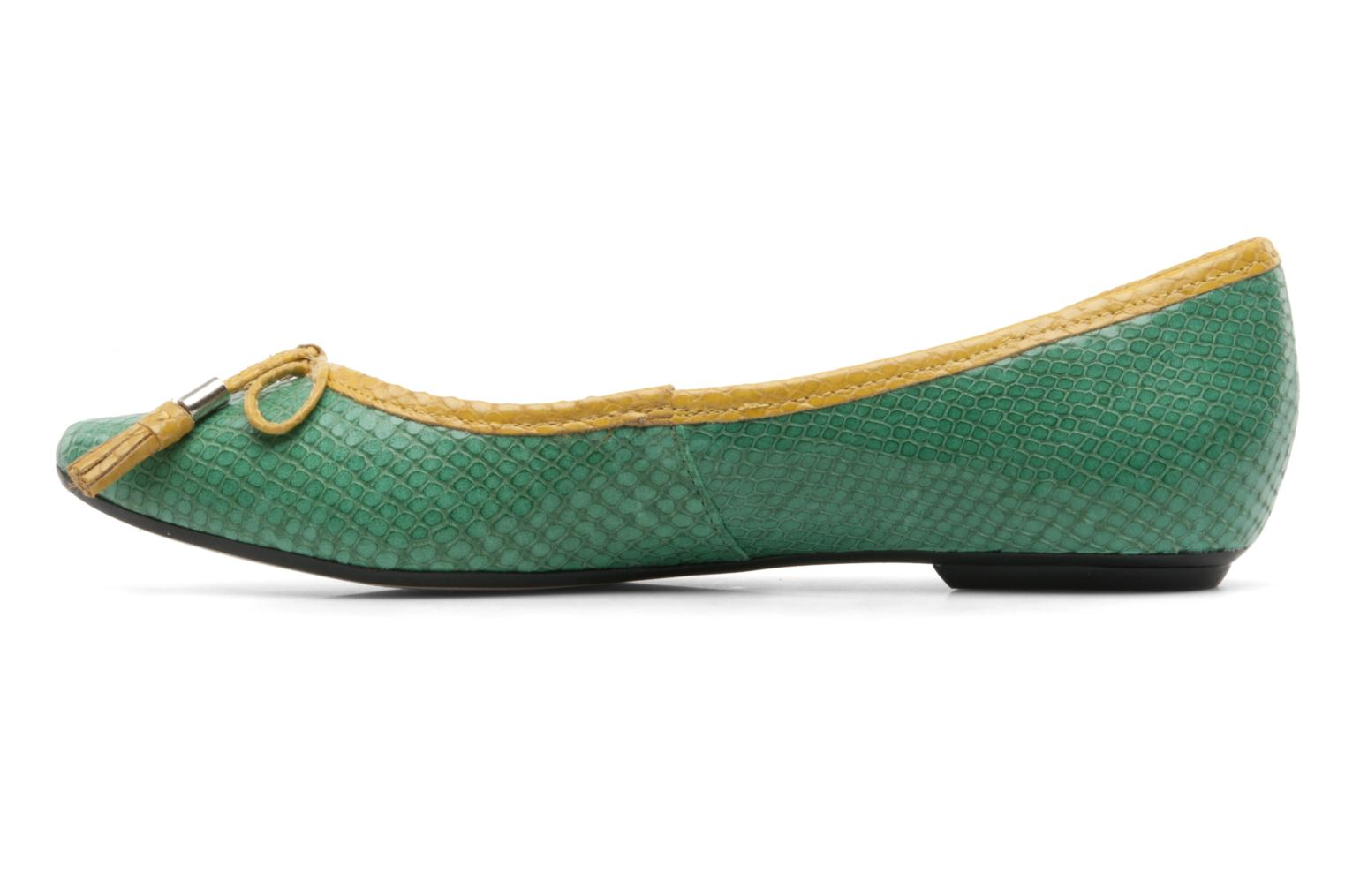 Ballet pumps Studio TMLS Saara Green front view