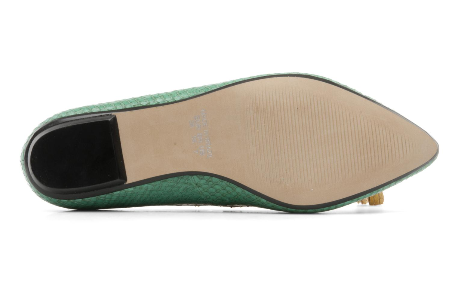 Ballet pumps Studio TMLS Saara Green view from above