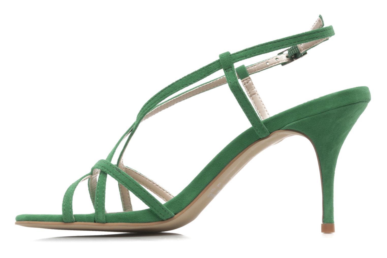 Sandales et nu-pieds Studio TMLS Isabel Vert vue face