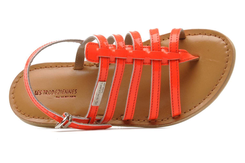 Sandales et nu-pieds Les Tropéziennes par M Belarbi Herflash E Rose vue gauche