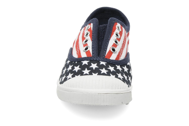Baskets Les Tropéziennes par M Belarbi Fifi E Multicolore vue portées chaussures