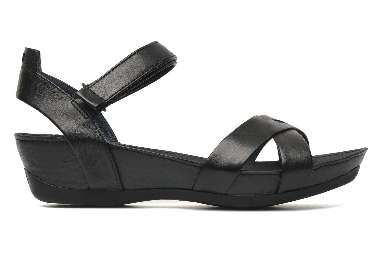 Sandalen Camper Micro 21584 schwarz ansicht von hinten