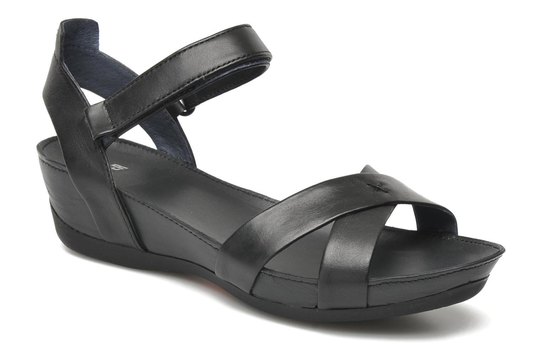 Sandalen Camper Micro 21584 schwarz detaillierte ansicht/modell