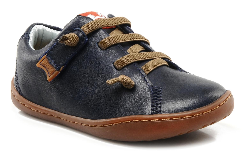 Sneakers Camper Peu Cami 80212 Blauw detail