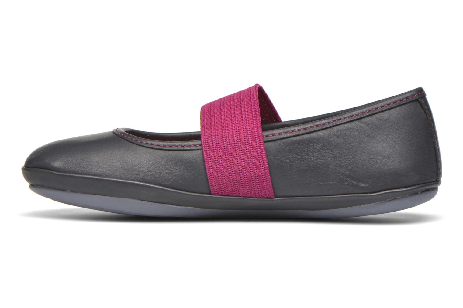 Ballerines Camper Right 80025 Gris vue face