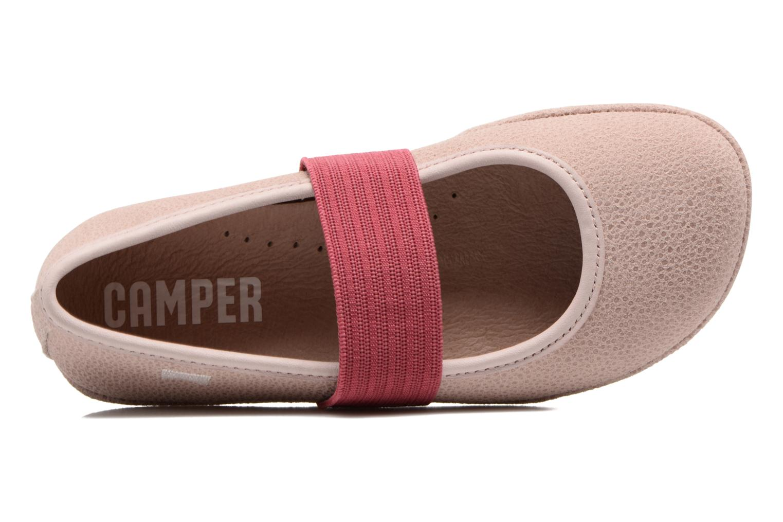 Ballerinaer Camper Right 80025 Pink se fra venstre