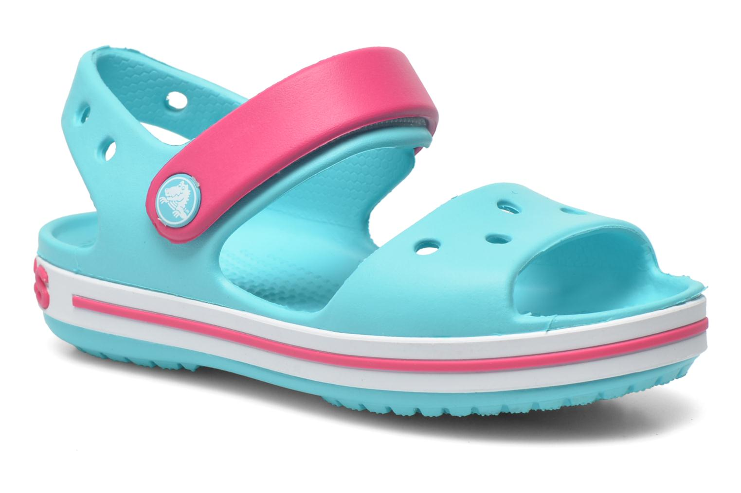 Crocband Sandal Kids Pool/Candy Pink