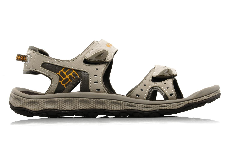 Chaussures de sport Columbia Techsun 3 Beige vue derrière