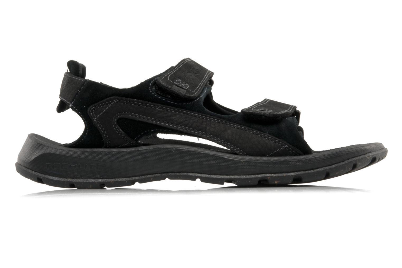 Chaussures de sport Columbia Monterosso Noir vue derrière