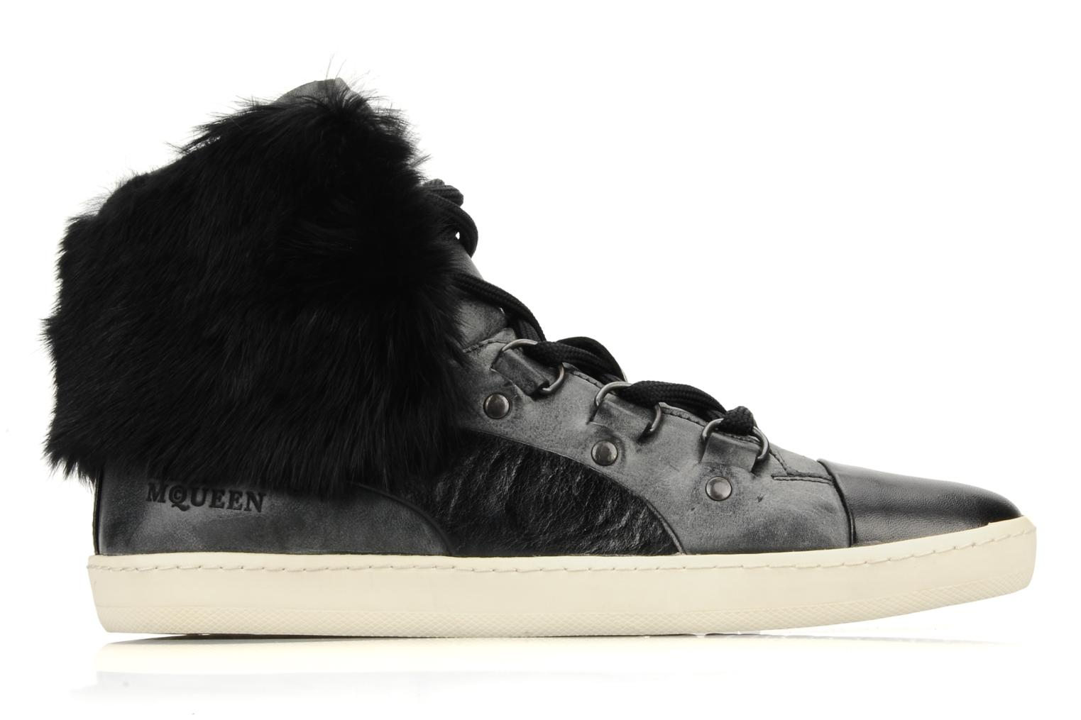 Trainers Puma by Alexander Mc Queen W's amq bound mid Black back view