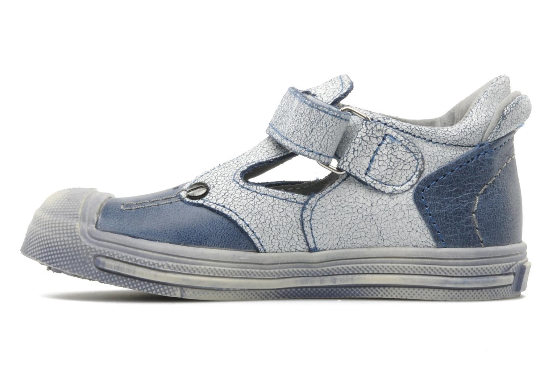 Sandales et nu-pieds Minibel CEYLAN Bleu vue face