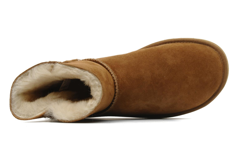 Mini bailey button Chestnut