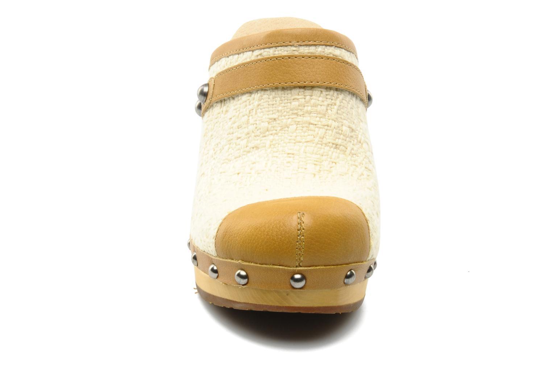 Clogs & Pantoletten UGG Jolene braun schuhe getragen