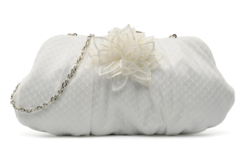 Handtassen Menbur Adelia bag Wit detail