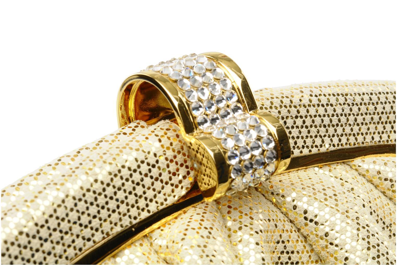 Pochette Menbur LIMONERO STRASSE Oro e bronzo immagine sinistra