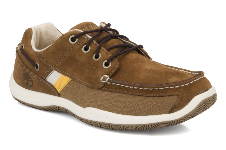 Timberland Chaussures De Sport À Lacets - Marron dgnhprnJD
