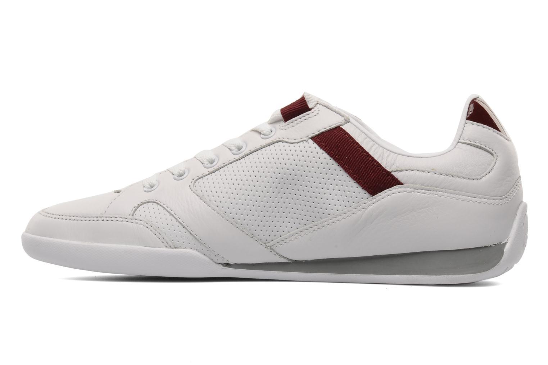 Sneakers Lacoste Telesio Hs Bianco immagine frontale