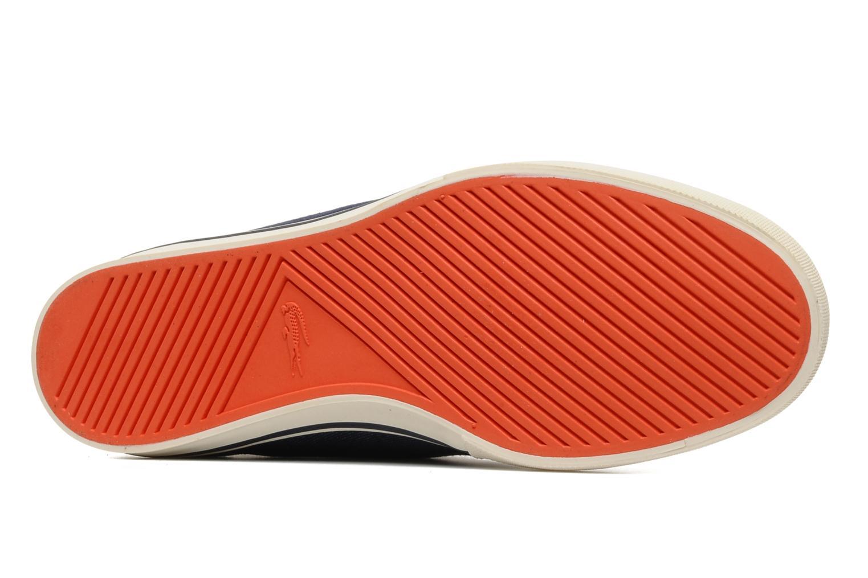 Sneakers Lacoste Ampthill Tk Azzurro immagine dall'alto