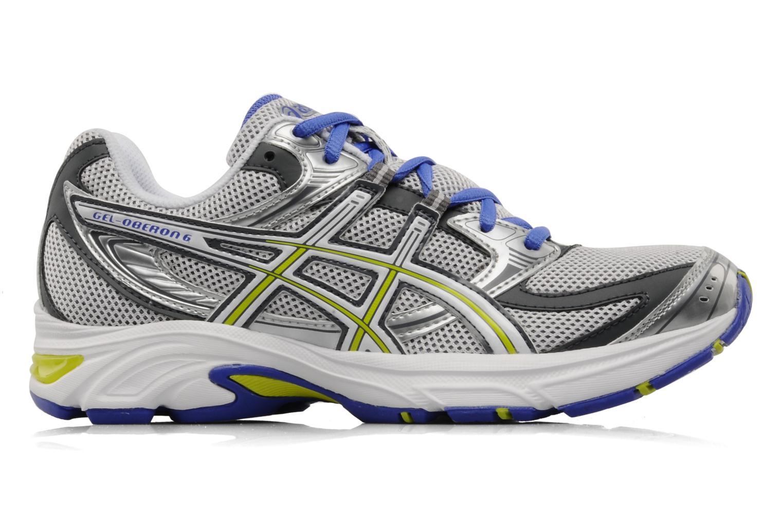 Chaussures de sport Asics Lady Gel Oberon 6 Gris vue derrière