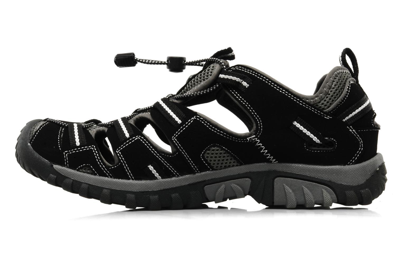 Sportschoenen I Love Shoes Solamio Zwart voorkant
