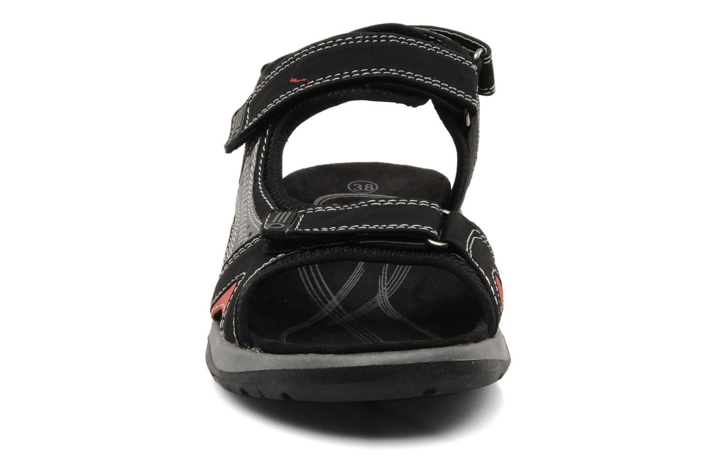 Scarpe sportive I Love Shoes Serceto Nero modello indossato
