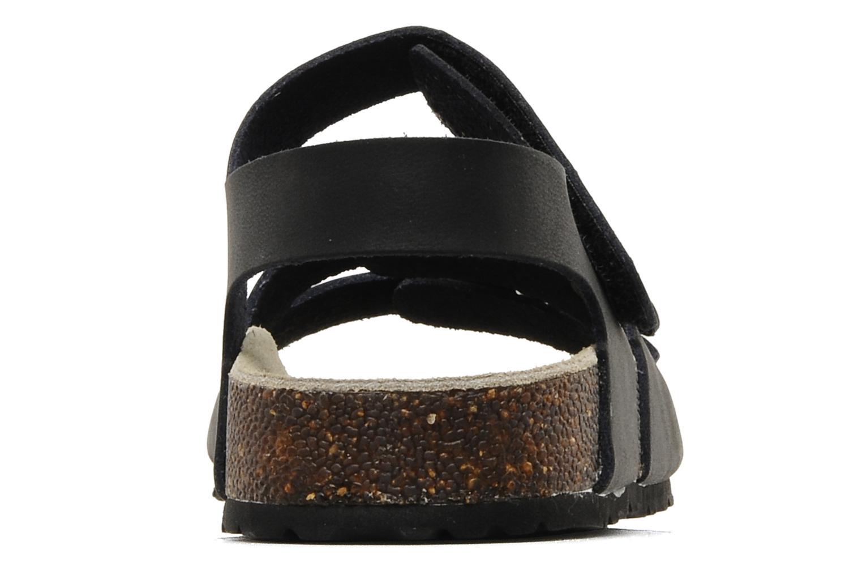 Sandales et nu-pieds Kickers MAGINATION Noir vue droite