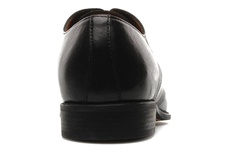 Chaussures à lacets Geox U hight life T Noir vue droite