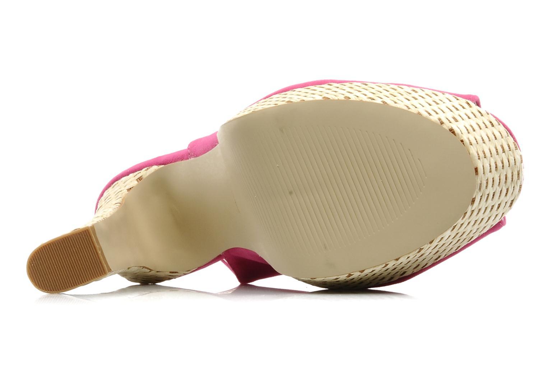 Sandalen I Love Shoes Leia rosa ansicht von oben
