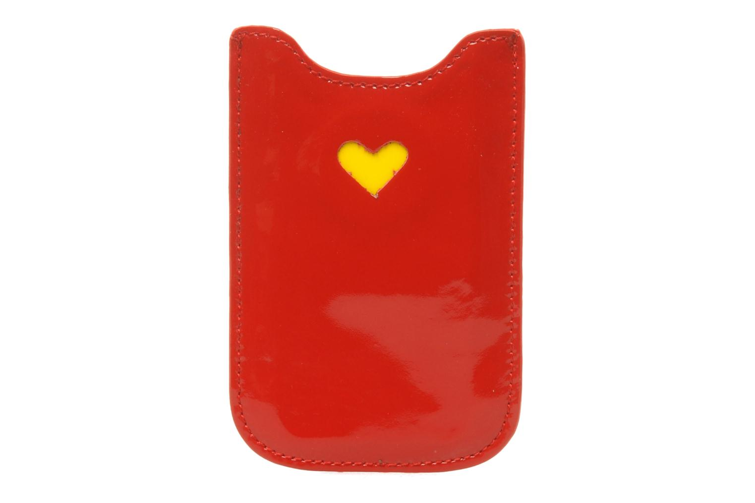 Wallets & cases Mellow Yellow LISTELOR Red front view