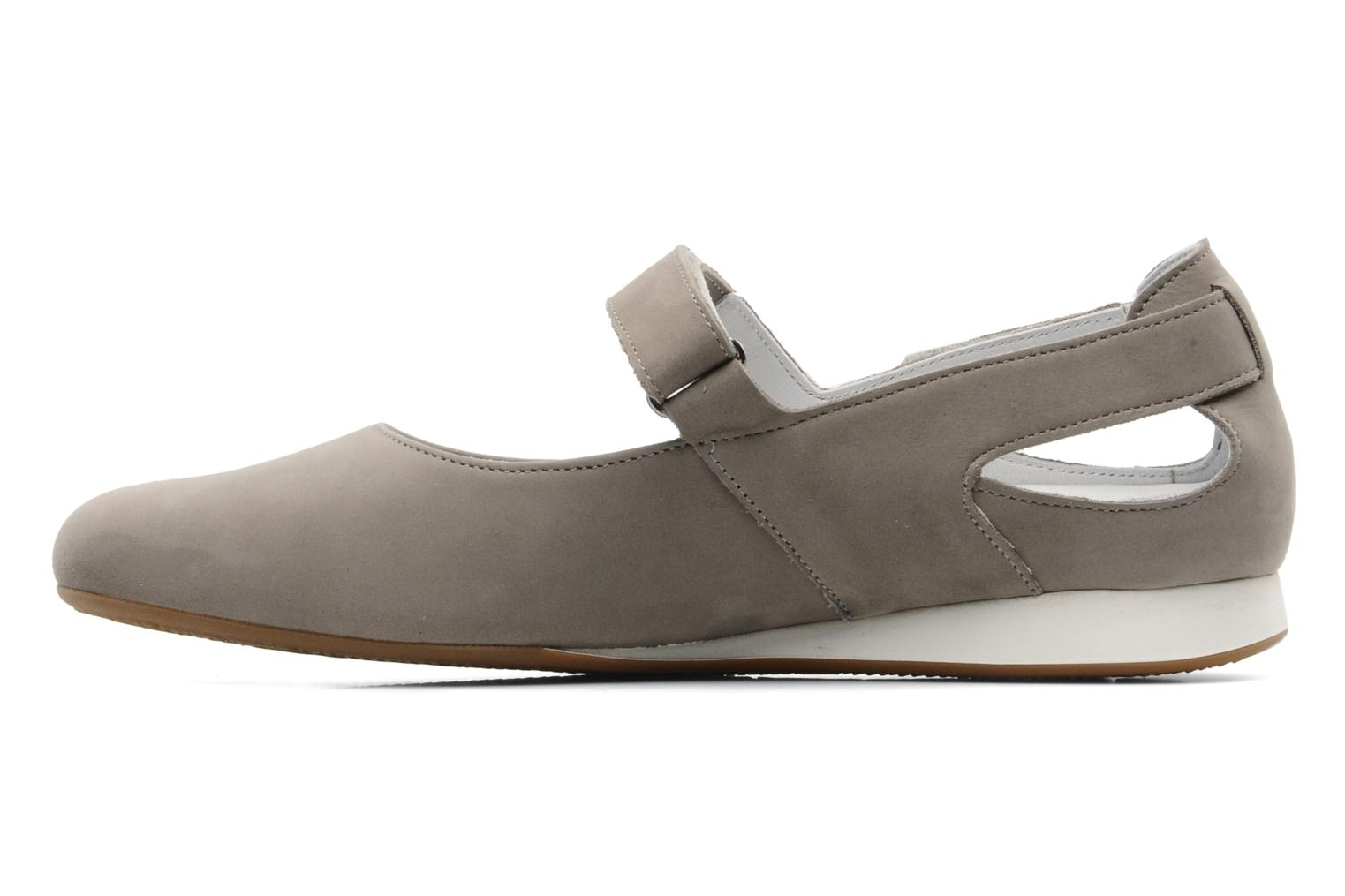 Ballet pumps Mephisto Betty Grey front view