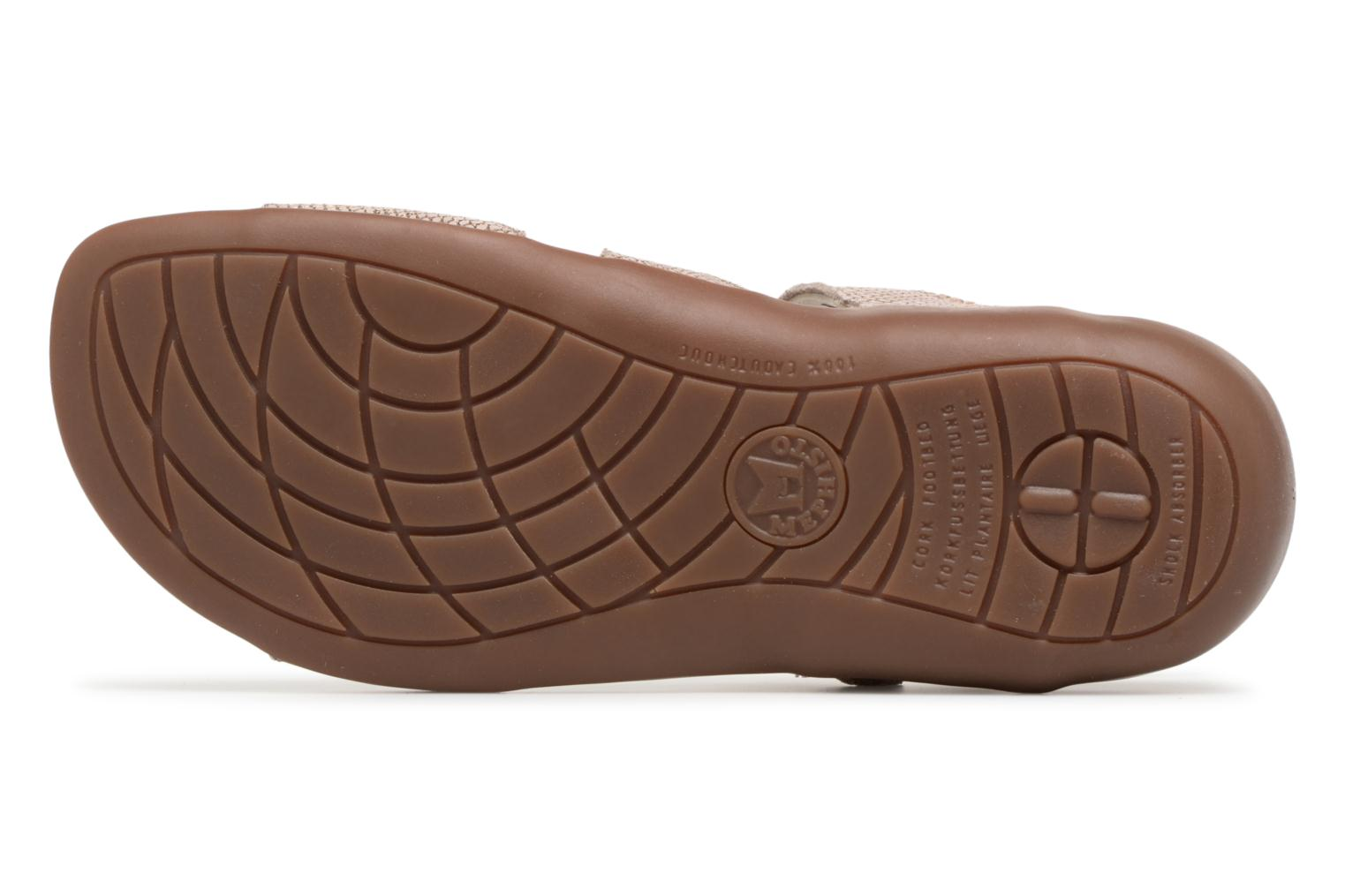 Sandals Mephisto Adelie Brown view from above