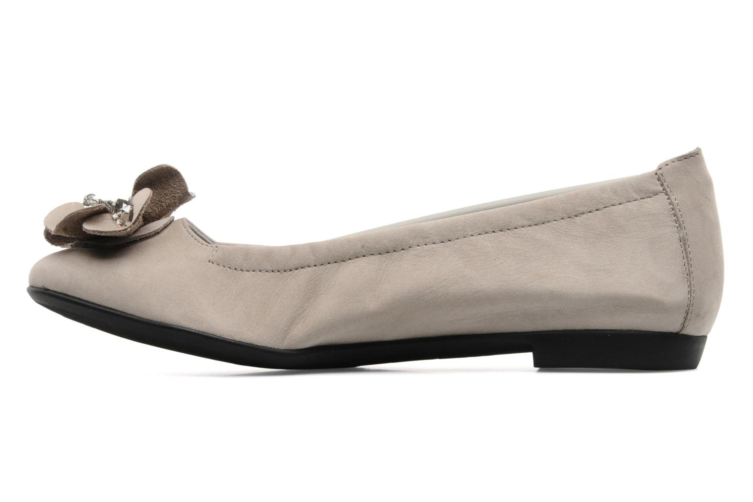 Ballet pumps Mephisto Acarie cruise Beige front view
