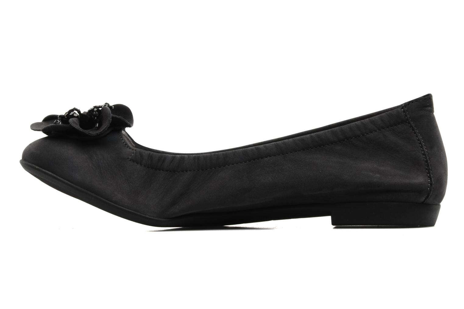 Ballet pumps Mephisto Acarie cruise Grey front view