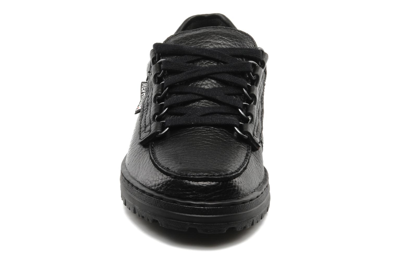 Chaussures à lacets Mephisto Wanda Noir vue portées chaussures