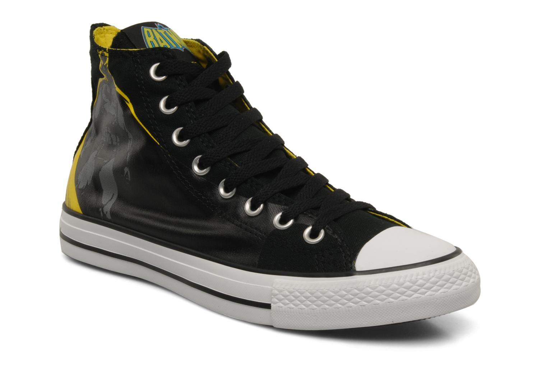 Sneaker Converse Chuck Taylor All Star DC Batman Cape Hi M schwarz detaillierte ansicht/modell