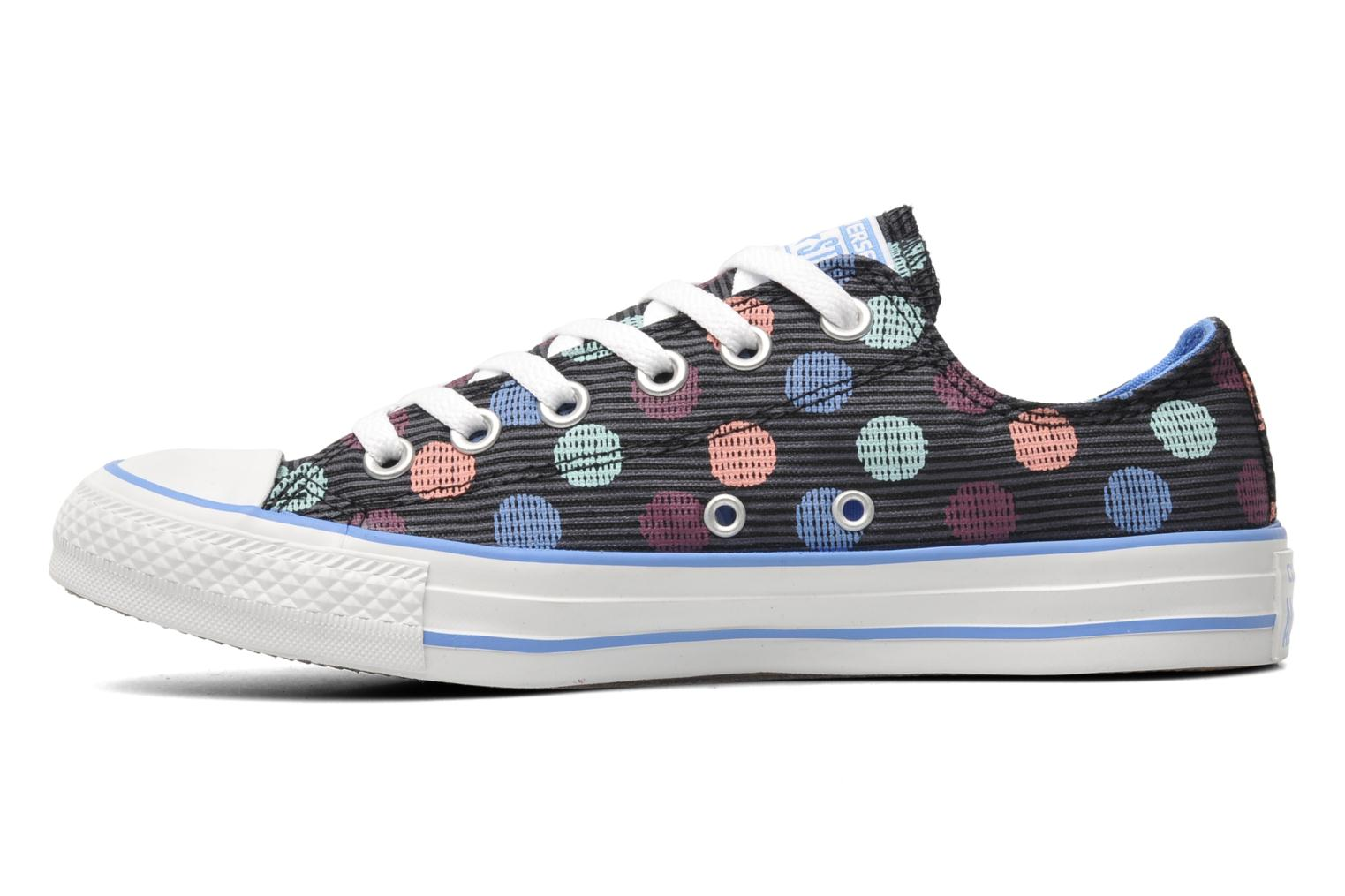 Trainers Converse Chuck Taylor All Star Polka Dot Ox W Multicolor front view
